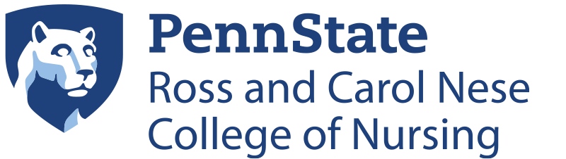 Penn State Ross and Carol Nese College of Nursing logo